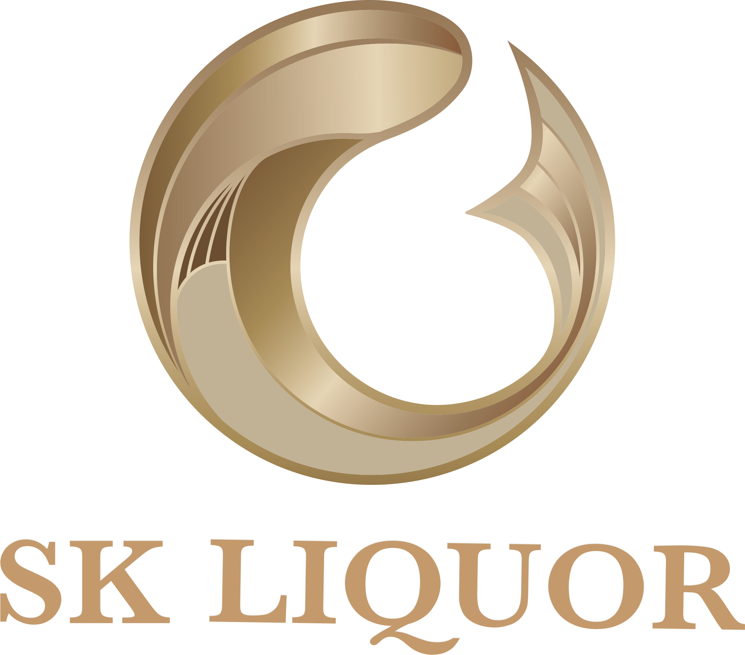 SK Liquor Logo